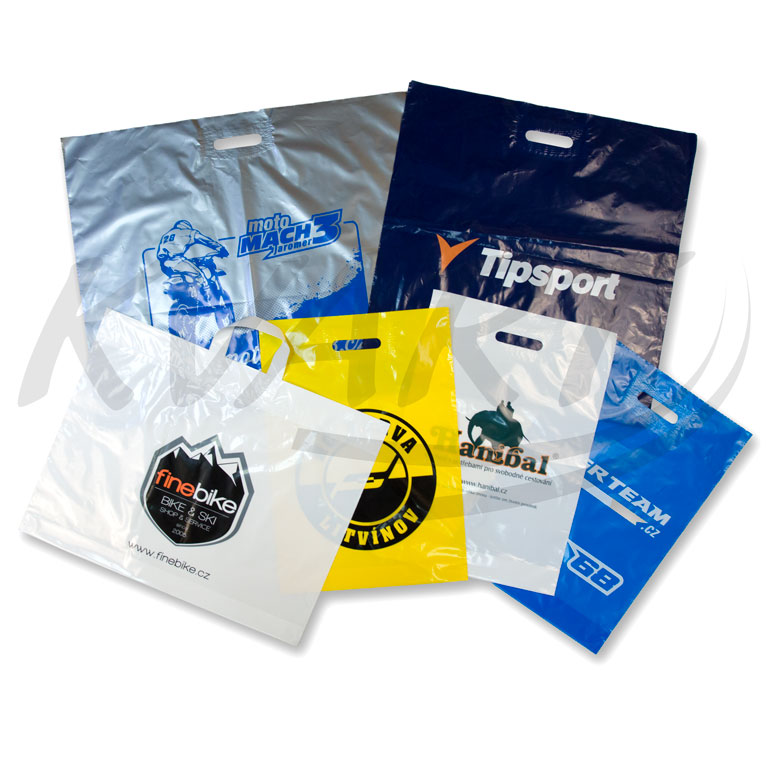 d78516fe86 Igelitové tašky s reklamním potiskem - KVART